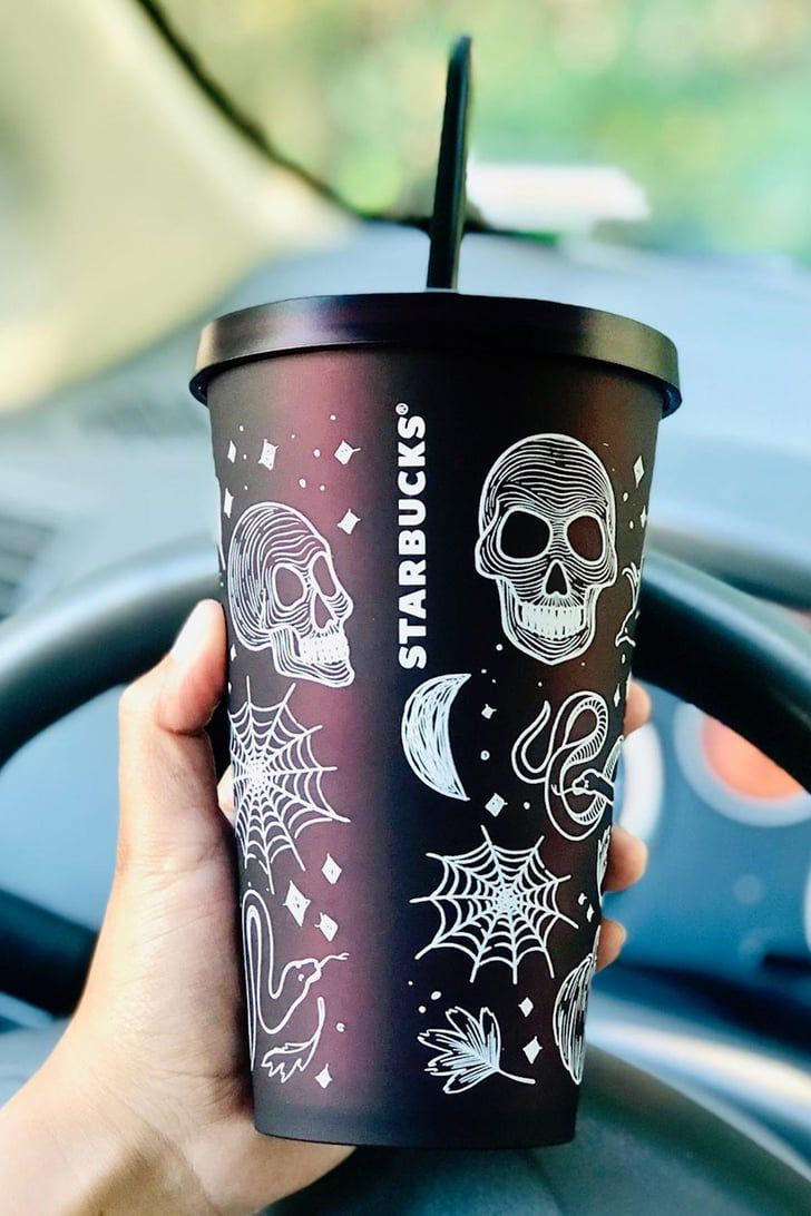 Calling All Non-Basic Witches: Starbucks Released Even More Spooky Halloween Tumblers!