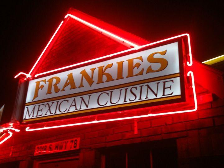 Frankies mexican cuisine mexican cuisine tex mex