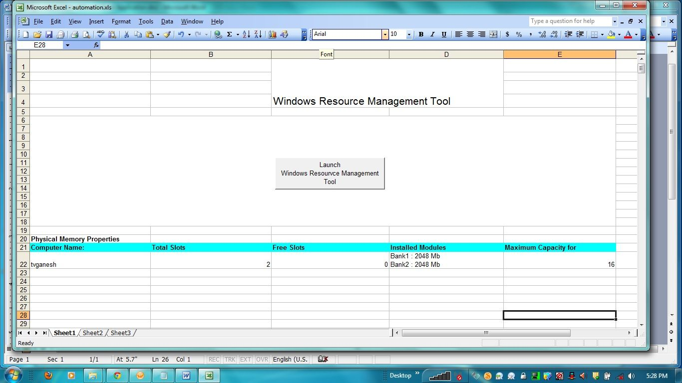 Building a respectable VBA with Excel Application