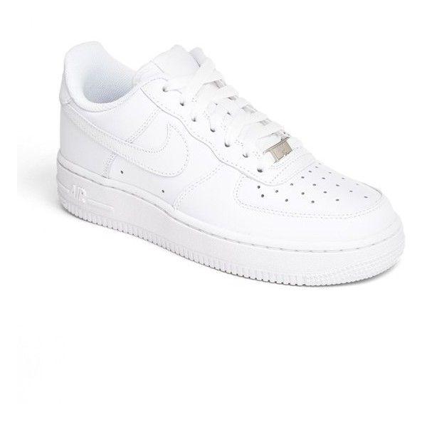 Footwear · Nike 'Air Force 1' Basketball Sneaker Womens White/ White 8.5 ...