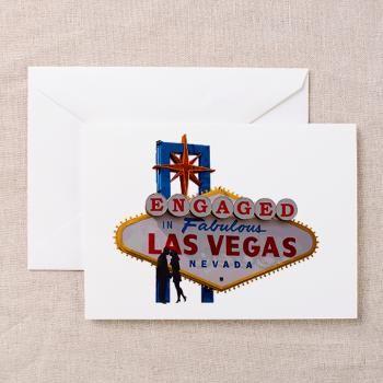 Engaged in las vegas greeting cards pk of 20 vegas engaged in las vegas greeting cards pk of 20 vegas m4hsunfo