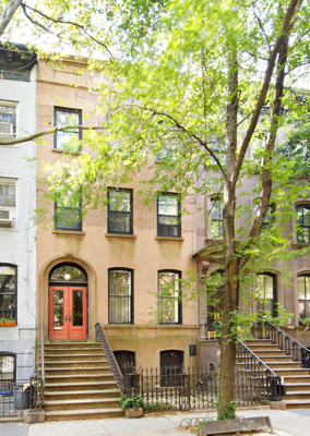 Carrie Bradshaw's Perry St. Townhouse For Sale | NBC Bay Area