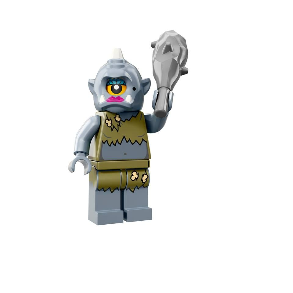 LEGO Series 13 ** LADY CYCLOPS ** Minifigure New /& Sealed 71008