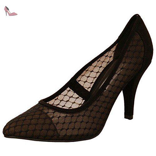 Chaussures 24402Escarpins Eu 00138 FemmeNoirblack Tamaris H9ED2I