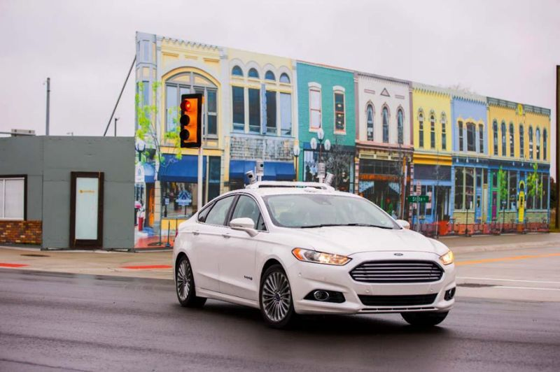 Bidness Autos: Google And Ford Will Work Beyond Autonomous