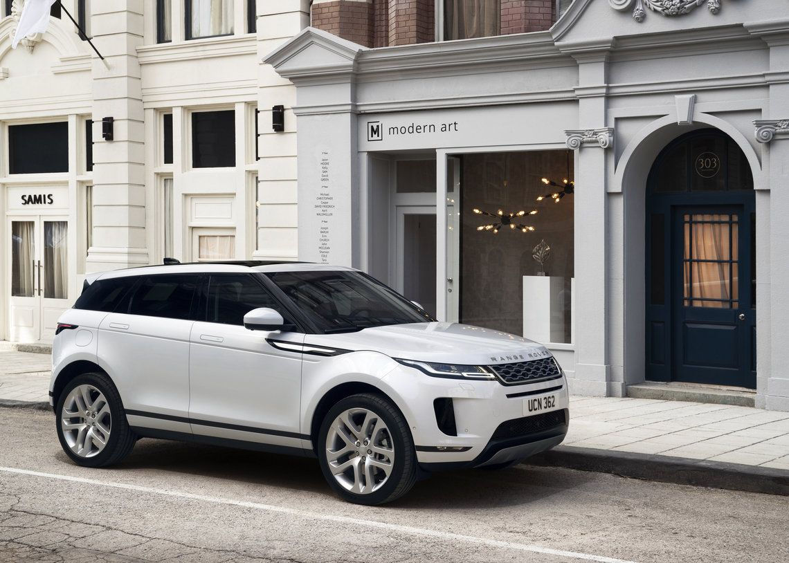 Introducing The New Range Rover Evoque The Luxury Suv For The City And Beyond New Range Rover Evoque Luxury Cars Range Rover The New Range Rover