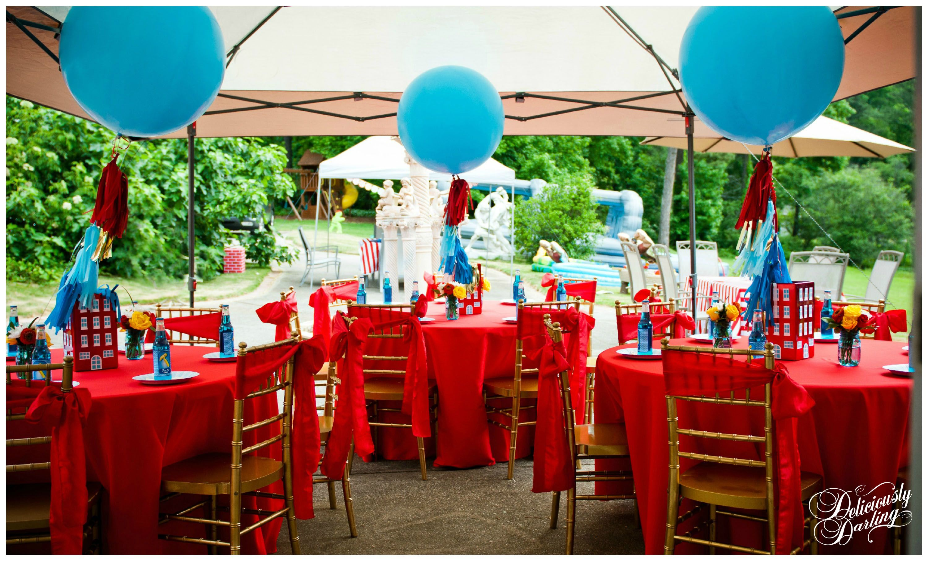 Pin By Mary Merck On Party Ideas Movie Birthday Party Clifford