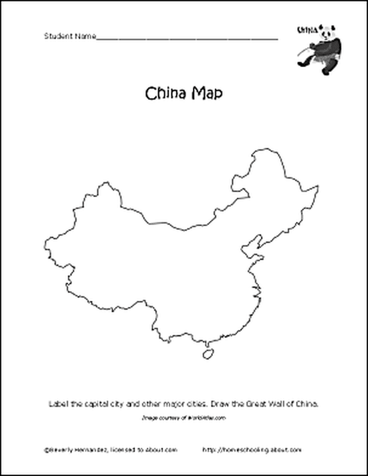 Learn About China With Free Printables Cole Pinterest China