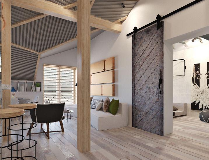 4 Appartements De 50 M2 Avec Une Décoration Différente