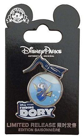 Disney Pin - Finding Dory Opening Day, 2016 Amazon Hot New Releases Apparel  #Collectibles