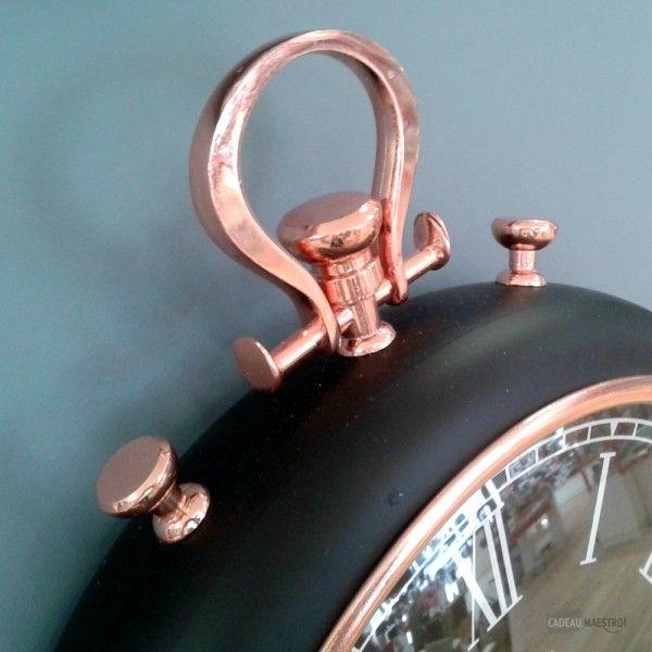 Horloge Montre A Gousset Geante Details Impressionnants Horloge