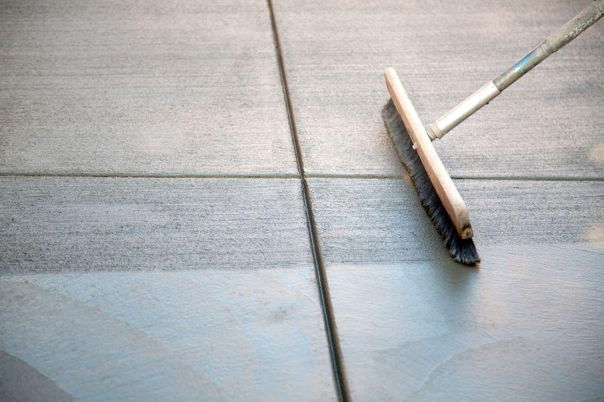 Light Broom Finish Concrete Google Search Diy Concrete