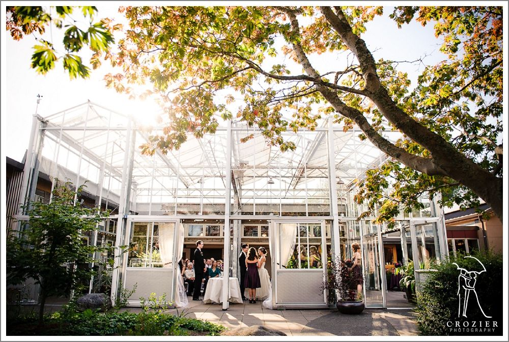 Uw Center For Urban Horticulture Get Married In Seattle And Order Your Weddinginvitations Here