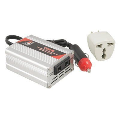 Gino Car Dc 12v To Ac 220v Power Supply Inverter Converter 100w By Gino 19 48 Convert Dc 12v Ele Portable Computer Electric Lighter Universal Travel Adapter