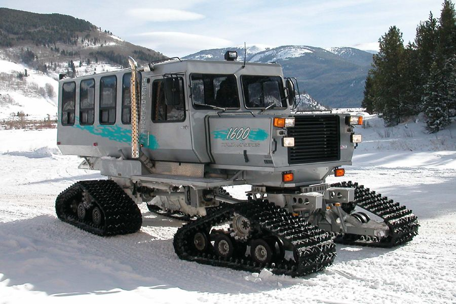 Tucker Terra 1600 Snowcat. (With images) Snow vehicles