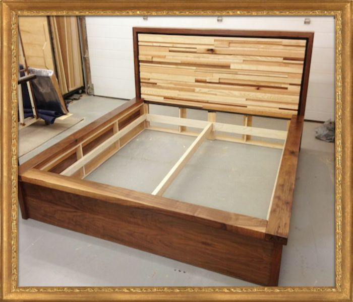 Image result for handmade bed | Bed Frames | Pinterest | Bed frames