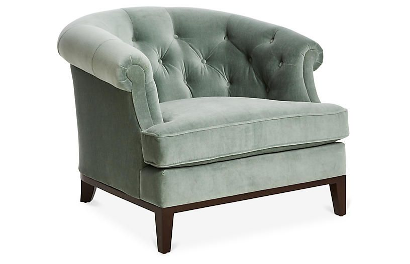 Cool Wilshire Accent Chair Sage Velvet Products In 2019 Pdpeps Interior Chair Design Pdpepsorg