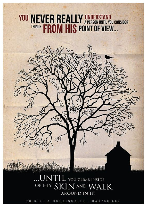 Pin By Susan Tetterton On For The Home To Kill A Mockingbird View Quotes Quote Posters