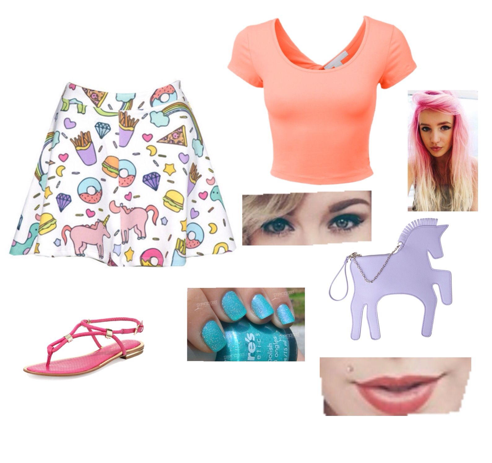 Cute Childish Outfit My Ideas Pinterest Fashion