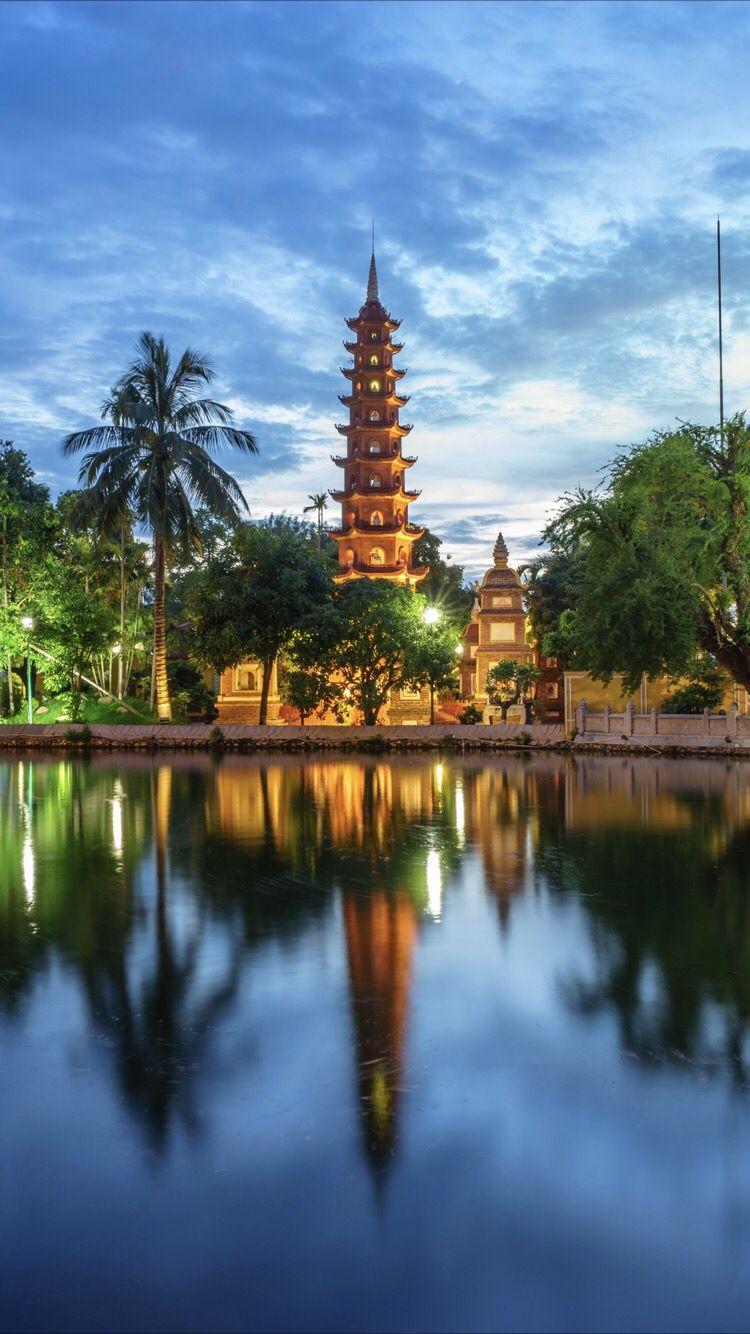 Hanoi Vietnam Wallpaper For Your Iphone 6 From Everpix Iphone