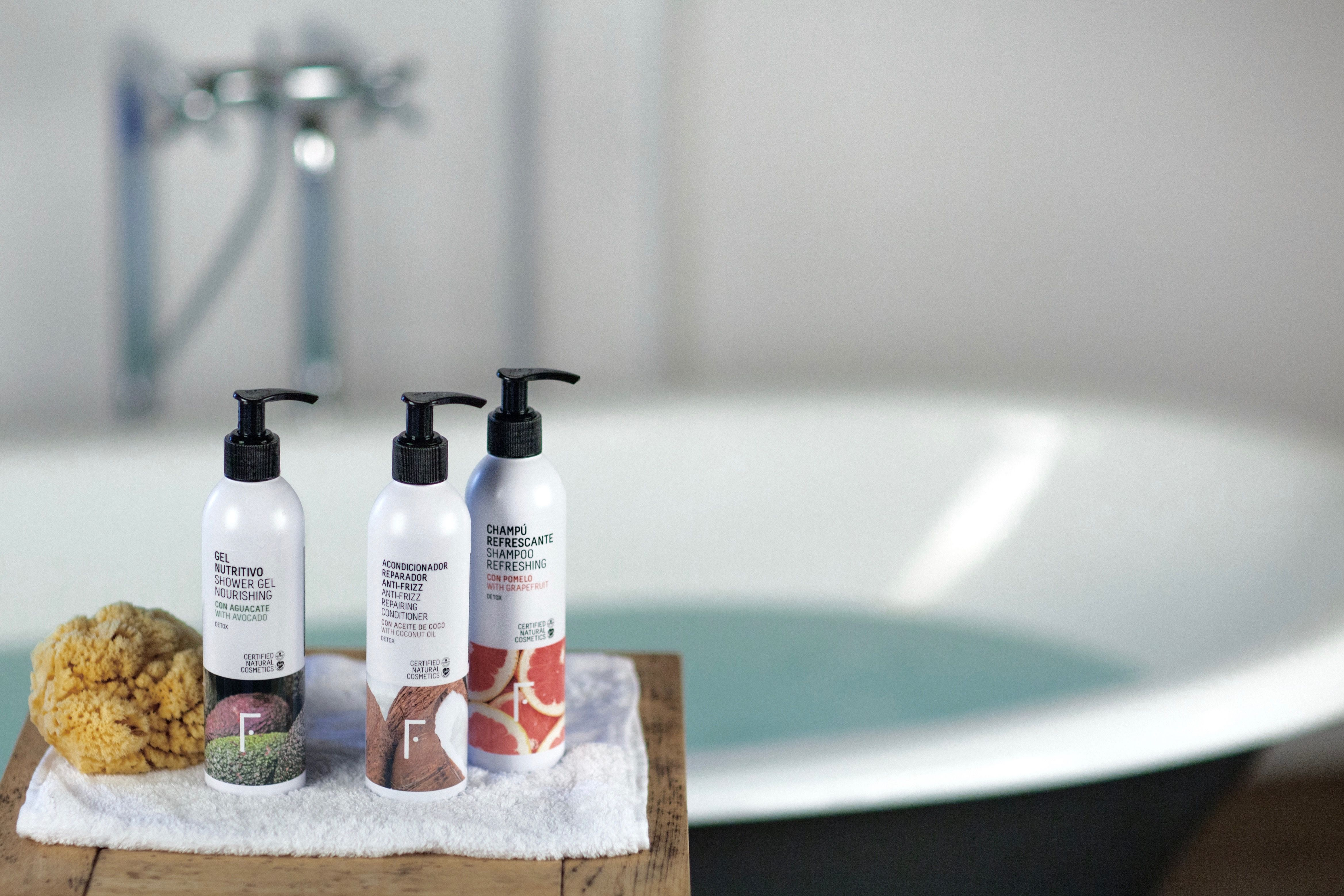 Detox Shower Pack Gel De Ducha Cosmeticos Naturales Y Limpieza
