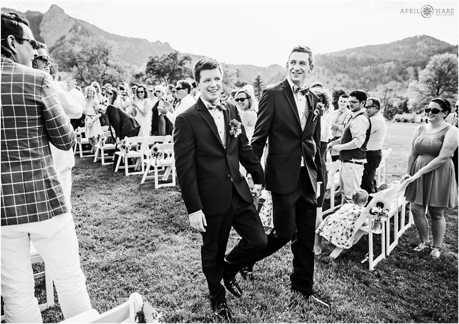 Gay wedding processional songs