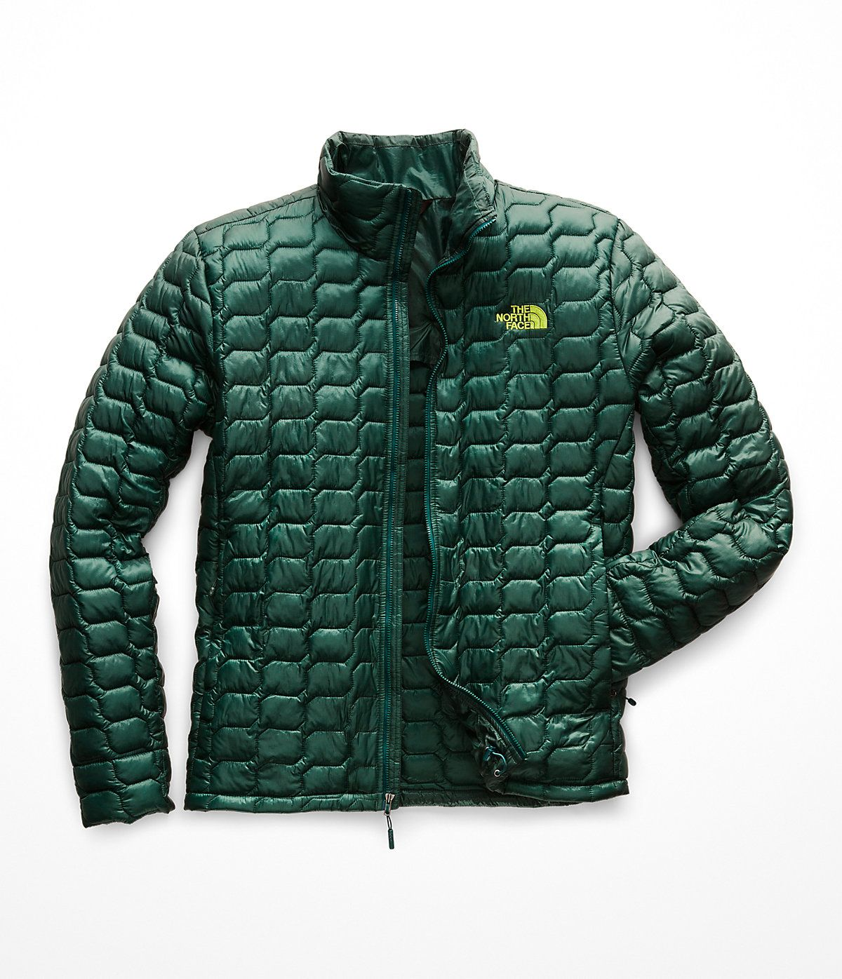 Men S Thermoball Eco Jacket The North Face North Face Mens Hiking Outfit Insulated Jackets [ 1396 x 1200 Pixel ]