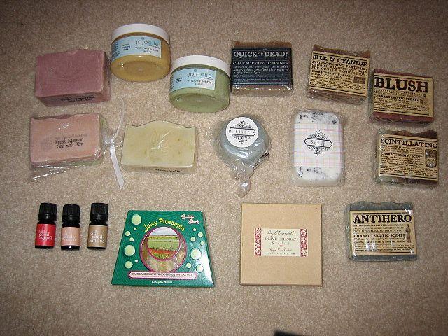 Soap Box Co Order (1) by ovistine, via Flickr
