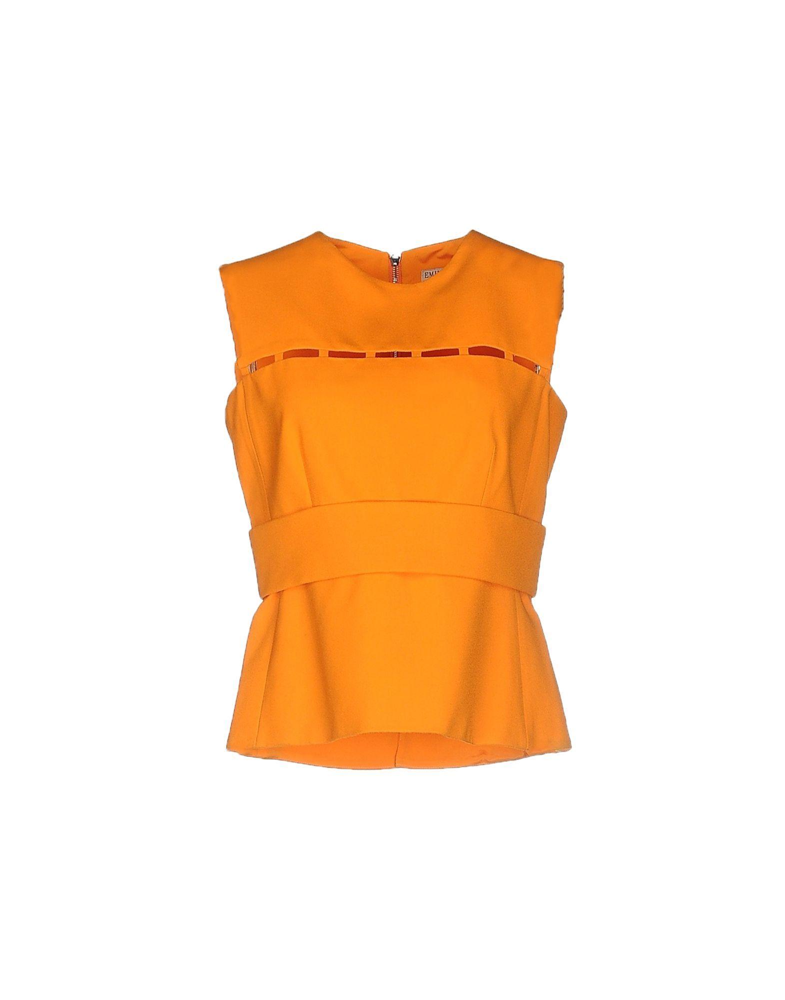 Emilio Pucci Top - Women Emilio Pucci Tops online on YOOX United States - 37824448AQ