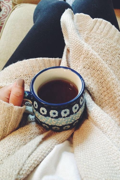 Warm Tea On A Cold Day Winter Cozy Cozy Coffee Love