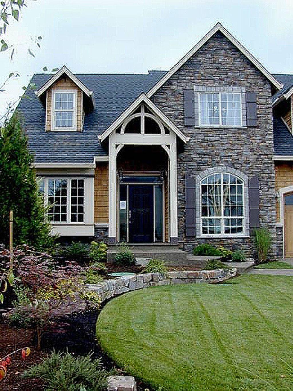Plan #48-107 - Houseplans.com | Craftsman style house ...