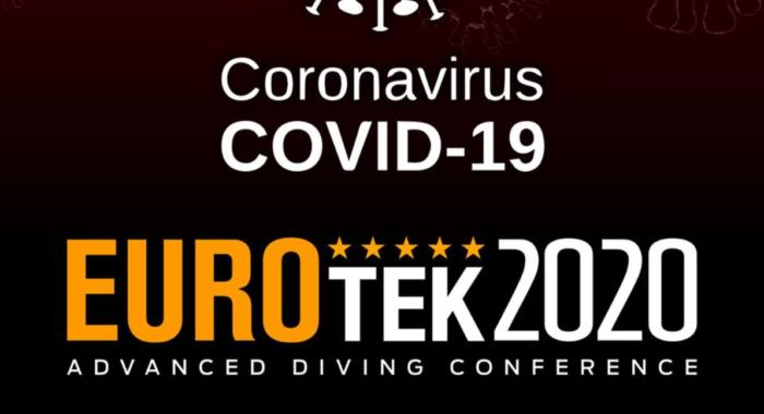 EUROTEK Advanced Diving Conference Cancelled (Scuba Diving