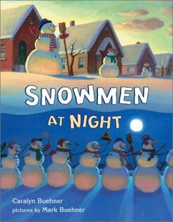 Winter and holiday books for the classroom
