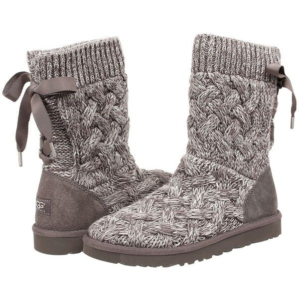 Cheap Sale Womens UGG® Isla Knit Boot