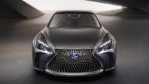 2017 Lexus Ls 600h