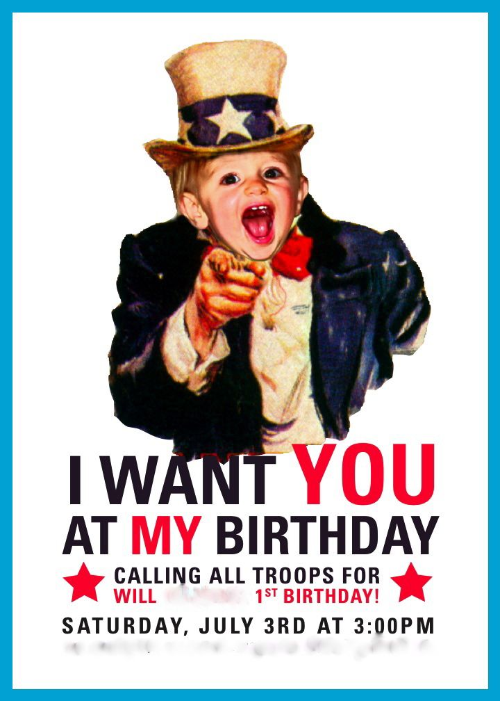 Born On The 4th Of July Cards Image result fo...