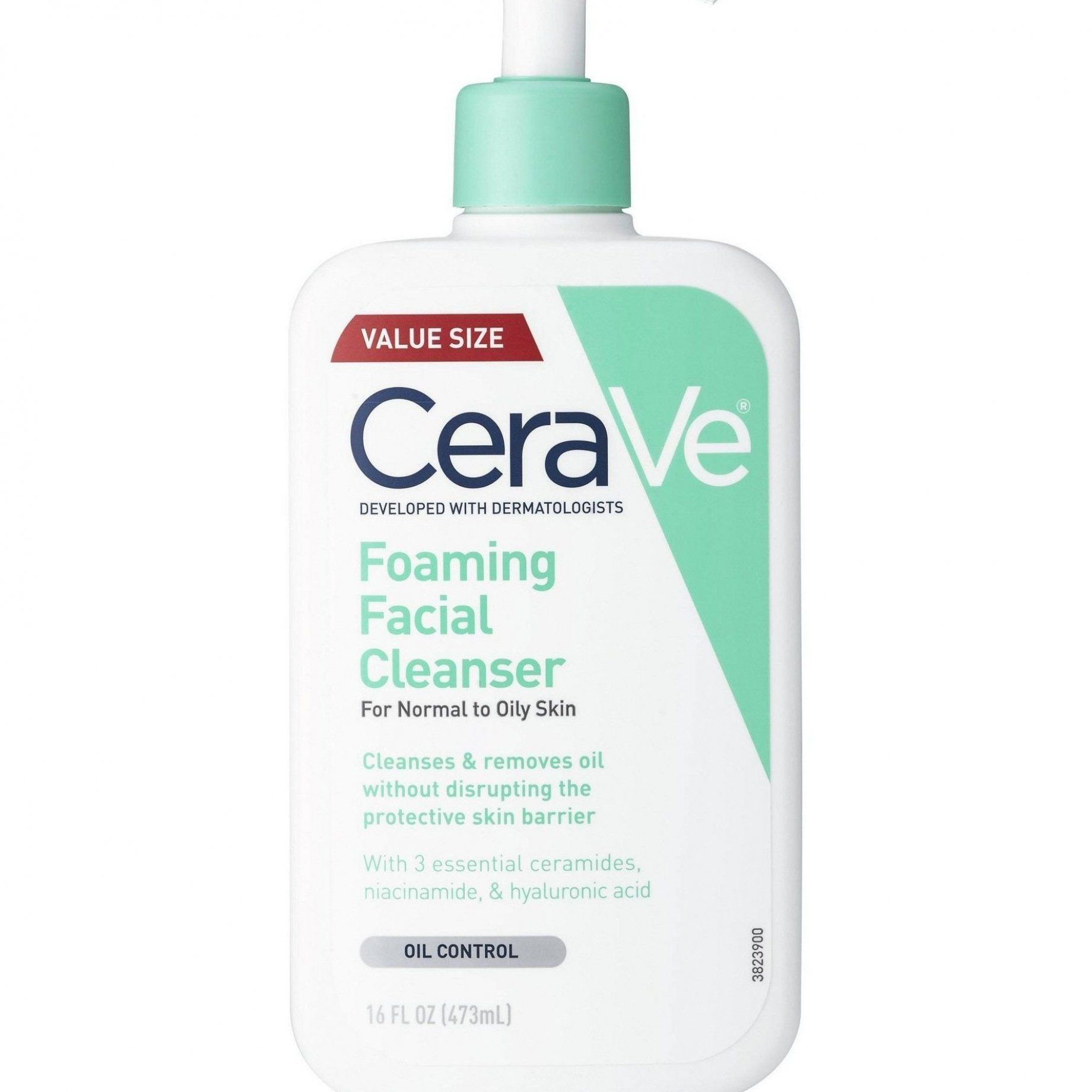 CeraVe Hydrating Facial Cleanser for Normal to Dry Skin