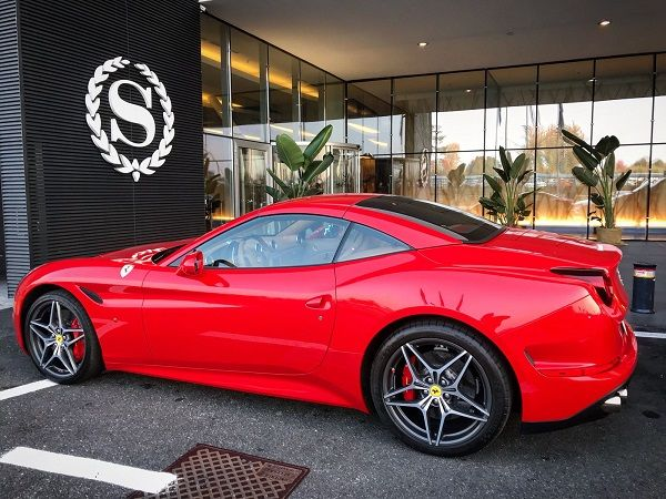 luxury car from bologna  Luxury Car Rental in Italy | Milan - Rome Florence - Bologna ...