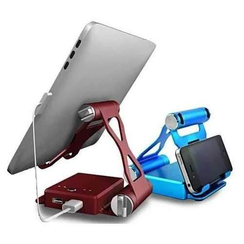 Podium Style Stand with Extended Battery - Up to 200% for iPad