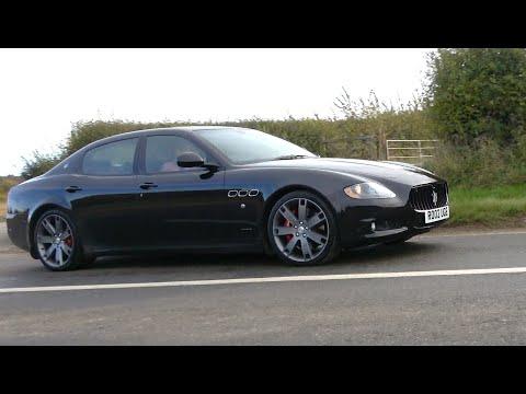 Maserati Quattroporte 4 7 V8 Sport Gts Review Best Sounding 4 Door Ever Youtube In 2020 Maserati Maserati Quattroporte Maserati Quattroporte Gts