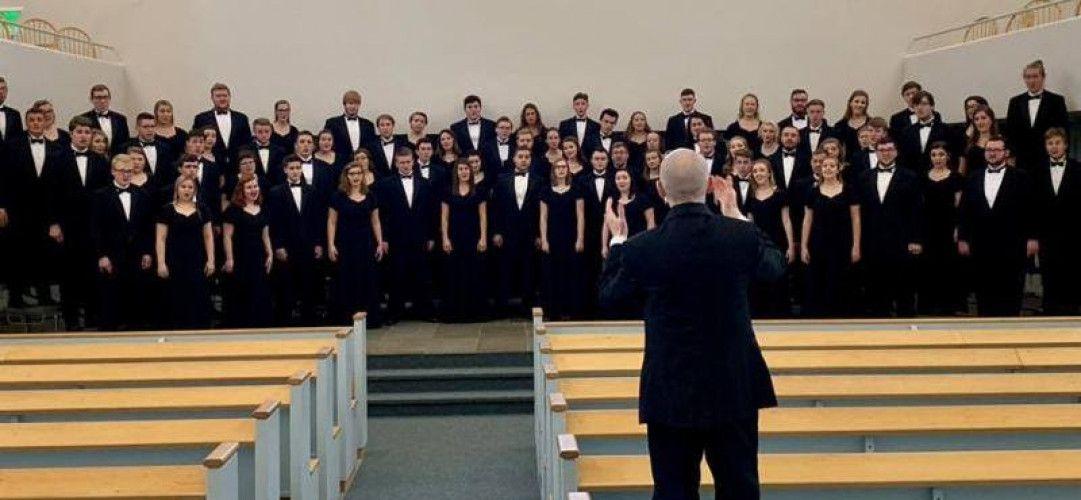 We Will Rise! Plymouth Choir & Wartburg Choir First