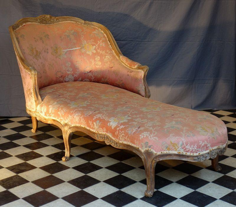 Duchesse En Bateau Epoque Xviiieme Siecle Laurence Helmer Et Maison James Proantic Mobilier De Salon Chaise Victorienne Fauteuil