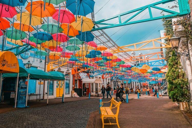 Daily COOL! Huis Ten Bosch, a Dutch Theme Park in Sasebo