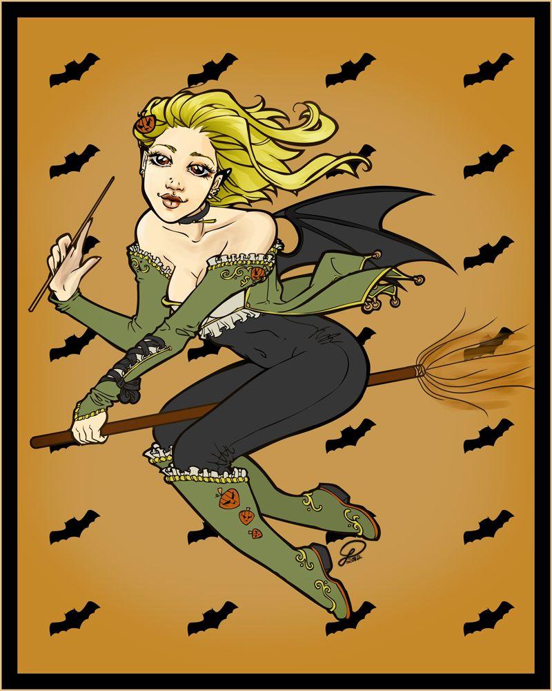 Happy Halloween by bandeau.deviantart.com on @DeviantArt