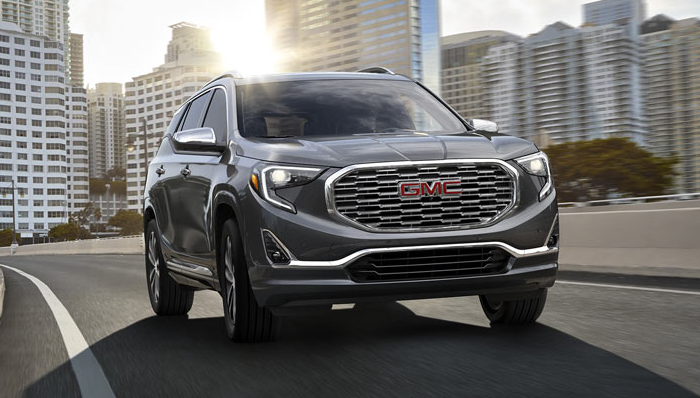 2020 Gmc Terrain Slt Review Price And Interior Gmc Gmc Vehicles Gmc Terrain