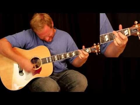 Open The Eyes Of My Heart Lord-Acoustic Worship Tutorial (One Finger ...
