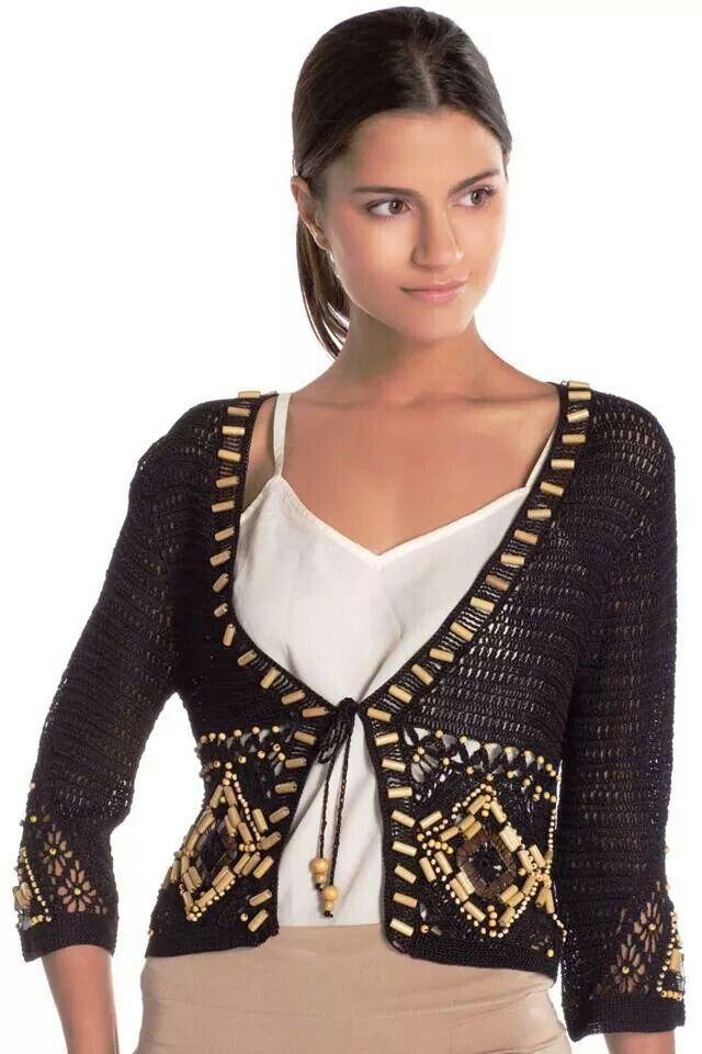 Diyana ivanova   Crochet - Blouses (3)   Pinterest   Crochet