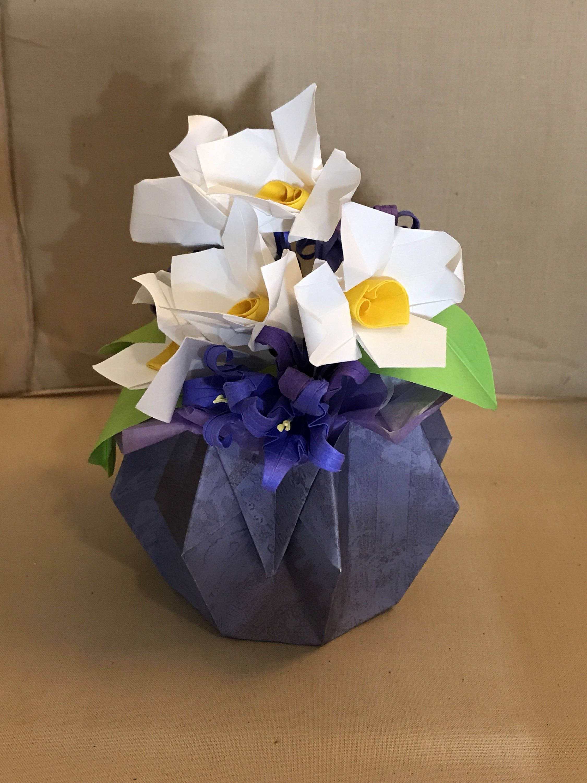 91 Japanese Origami Flowers Japanese Decorations To Make Origami