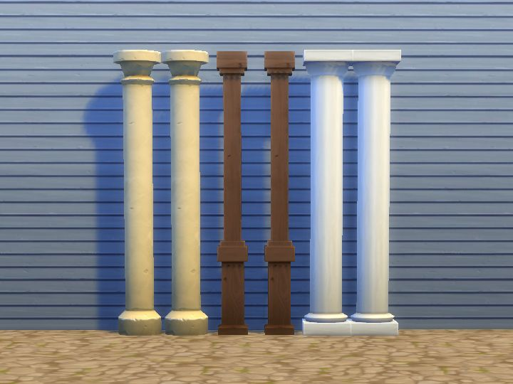 More Column In Building Mode Sims