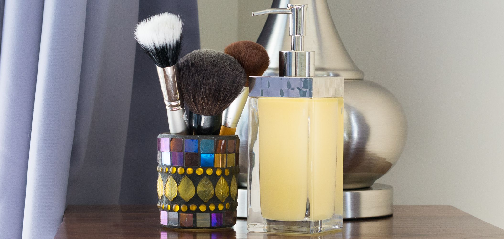 Make Face Wash (That Doubles as Makeup Brush Cleaner